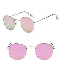 RBROVO 2019 Oval Do Vintage Clássico Óculos De Sol Das Mulheres/Homens Óculos Batida Rua Shopping Espelho Oculos de sol Gafas UV400(China)