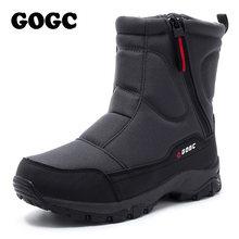 Gogc Nữ Giày Nữ Mùa Đông Giày Boots Nữ Ủng Giày Bốt Nữ Mùa Đông Giày Cho Nữ Mùa Đông Giày mắt Cá Chân Giày G9906(China)