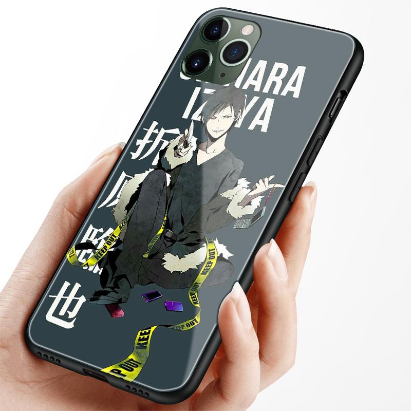 cover iphone 11 durarara izaya