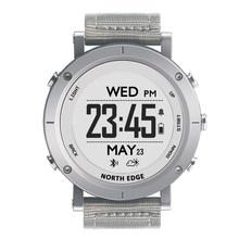 Relógios inteligentes Homens ao ar livre esportes relógio à prova d' água 50m GPS Altímetro Barômetro Termômetro Bússola Altitude de Mergulho BORDA DO NORTE(China)