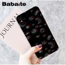 Babaite alien space trip ästhetischen wüste TPU Weichen Telefon Fall Für iPhone 8 7 6 6S Plus X XS MAX 5 5S SE XR 11 11PRO Pro max(China)