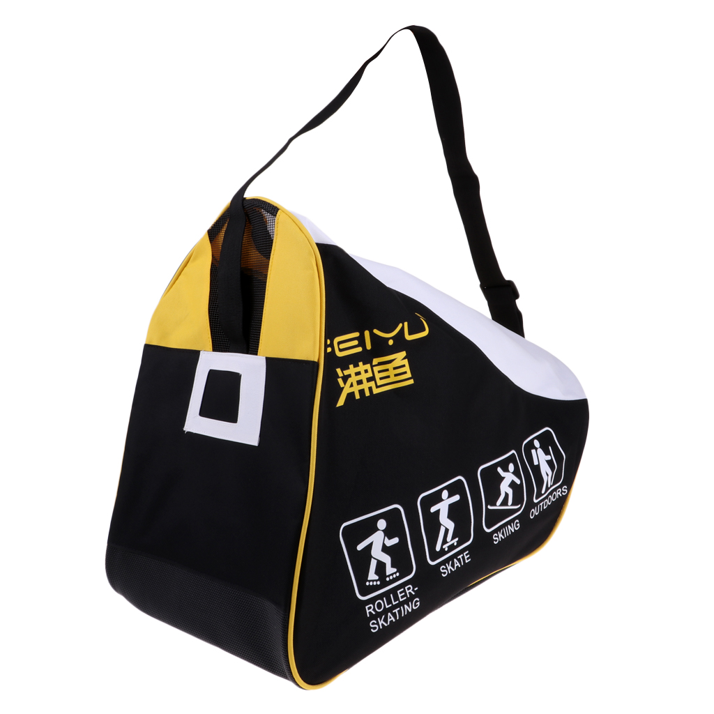 High Quality Roller Skate Ski Boot Bag Snowboard Equipment Tool Shoulder Bag Skiing Bags for Skiing Snowvoard