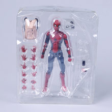Vingadores Spider-Man toy figura Super hero Spider Man collectible modelo PVC action figure brinquedos Do Homem Aranha do Regresso A Casa brinquedos do miúdo presente(China)
