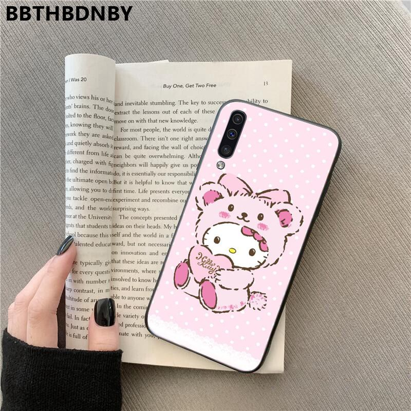 Hello kitty For Galaxy A10 coque