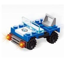 Nuevo 2019 Legoing ciudad de dibujos animados coche Vehículo de proyectiles fuego Citys bloques niños juguetes Hobbies construcción juguetes niños regalo(China)