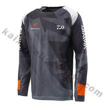 DAIWA Fishing Clothing Quick-Drying Sun UV Protection T Shirt Vests Sports Clothes Fishing Clothes Fishing Shirts Cycling Wear(China)