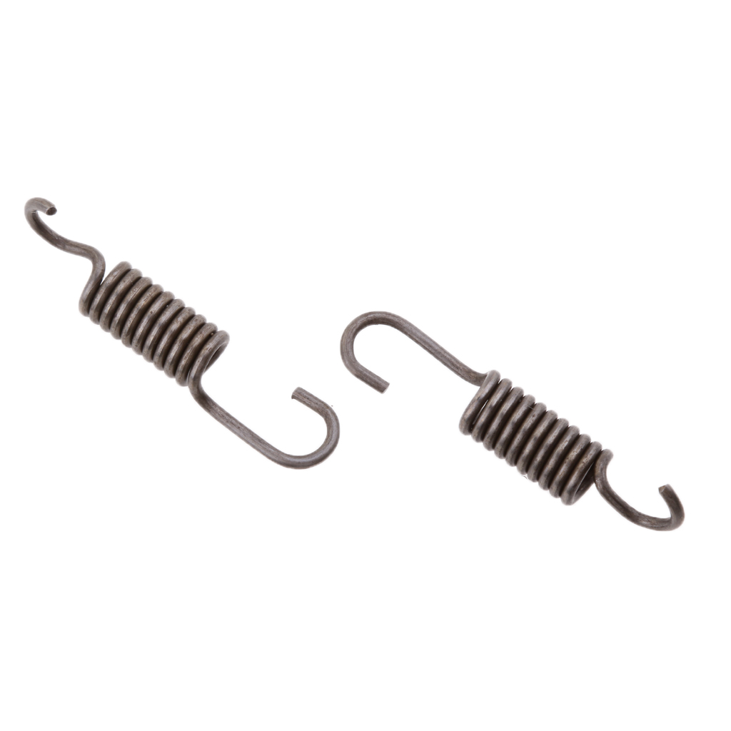 9 Pieces 2-Stroke Motorcycle Clutch Spring For 49cc Mini Pocket Bike