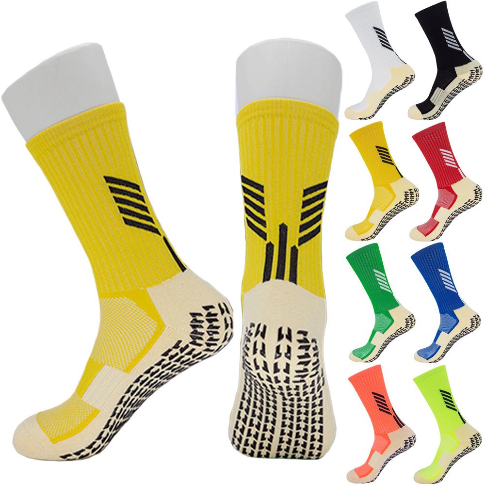 boys 3 Pairs Non-slip Sport Sock for Teenagers girls Athletic Sock Non-skid Slipper Sock with Grip Anti-Slip Soccer Sports Socks Non Slip FootballSocks Basketball Socks Hockey Sports Grip Socks