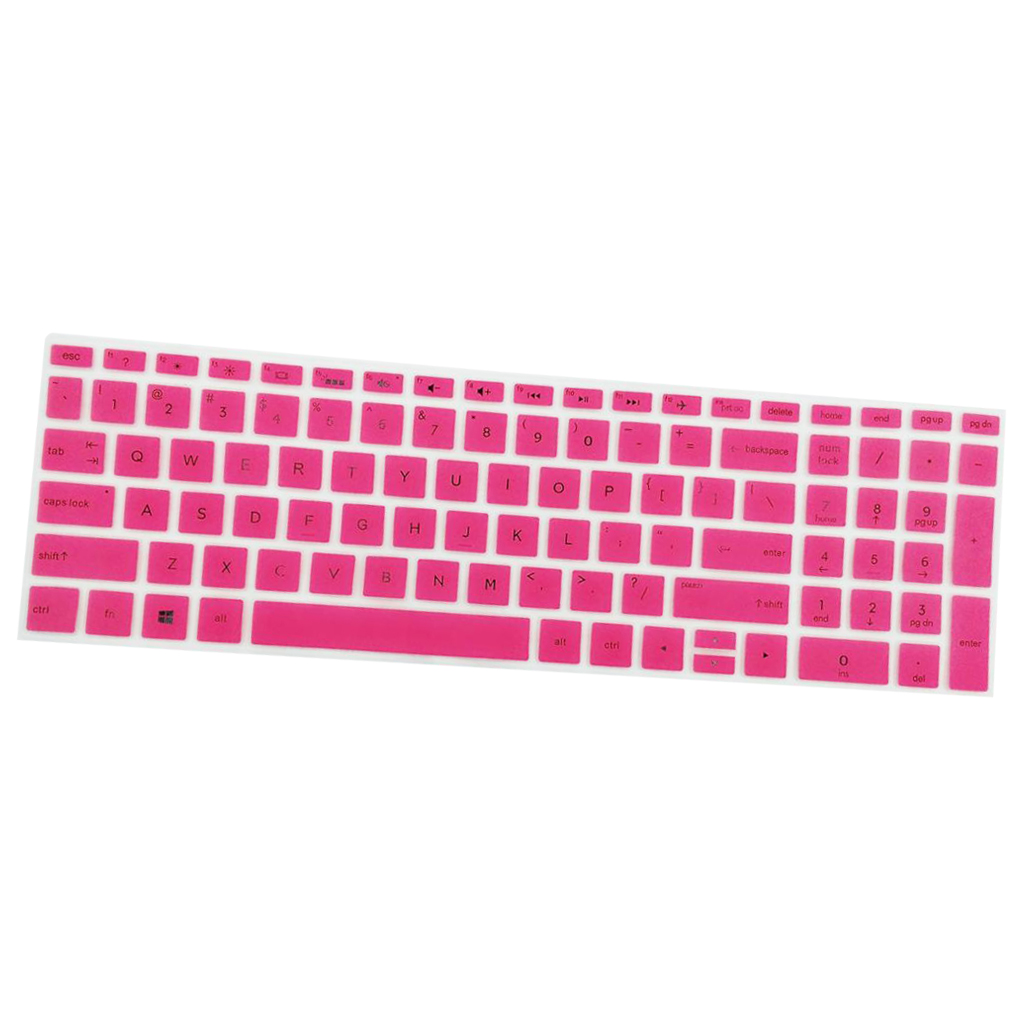 15.6 inch Notebook Laptop Keyboard Cover Protector Skin For HP ENVY X360 15-bd001TX PAVILION 15-CB073TX CB075TX Keyboard Cover