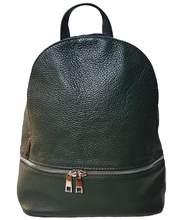 Женский итальянский кожаный рюкзак Bottega Carele BC714()
