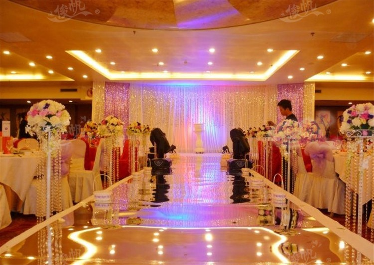 Luxury wedding centerpieces aisle runner mirror carpets for wedding luxury wedding centerpieces aisle runner mirror carpets for wedding t station decoration gold silver purple rose red color available affordable wedding junglespirit Images