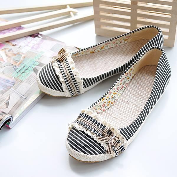 Большой размер 34-43, 2016 новые моды для женщин Квартиры Повседневная Обувь Очаровательная Плоские Туфли Для Женщин дамы Балетная Обувь