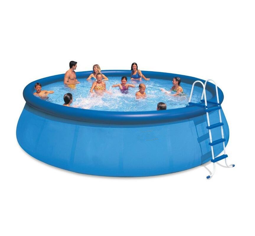 inflatable pools for adults Swimming Pool Summer Outdoor team play for 1-5 person adult and children PVC with Electric Air Pump(China (Mainland))