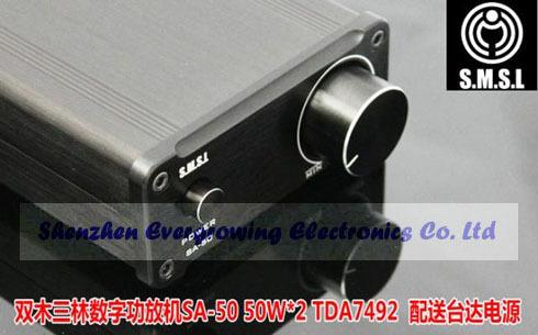 Big Power-SA-50 50Wx2 T-AMP