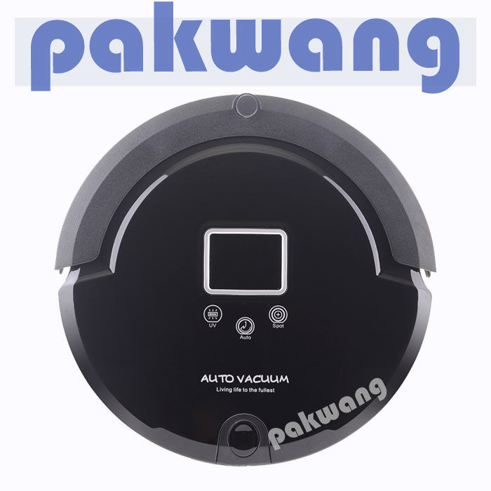 2016 Automatic Intelligent robot vacuum cleaner charge virtual wall multiple modes Shipments from the central vacuum system(China (Mainland))