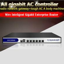 Rack Firewall Mikrotik load balancer Intel D525 Ros System Base On Linux Routeros 6 Rj45 Gigabit Lan With 2 Usb Ports Enterprise