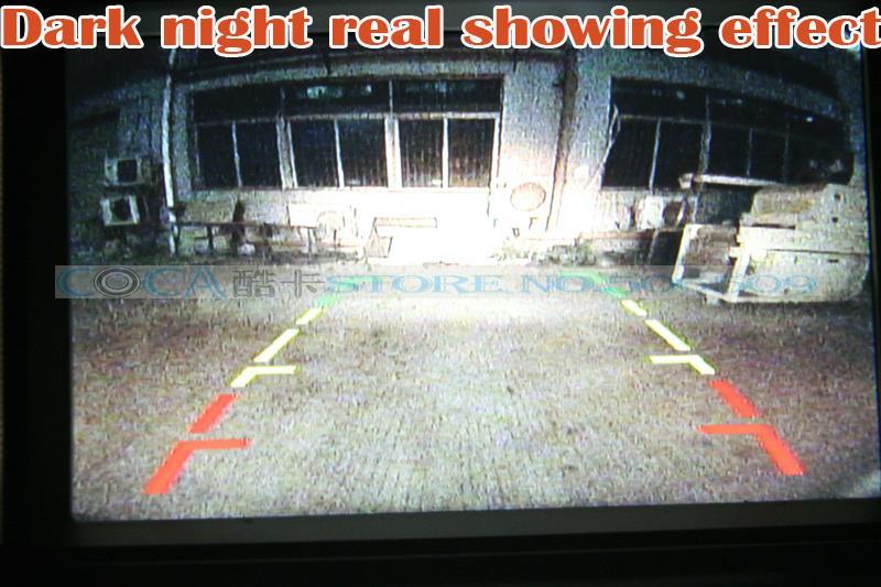 Купить HD ccd ночь viosn багажнике автомобиля ручка обратного парковки заднего вида камера для Skoda Roomster Yeti superb Octavia Fabia для Audi A1