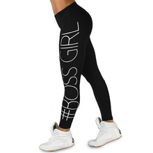 Buy Fitness Letter Skinny Legging Women Sweatpants Brand Casual Pants Trousers femme Workout Jogger Pants for $7.28 in AliExpress store