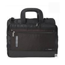 "Targus 13""Revolution Ultra-Thin Topload Men Briefcase Nylon Business Bag shoulder bags Men's Messenger Travel Bag(China (Mainland))"