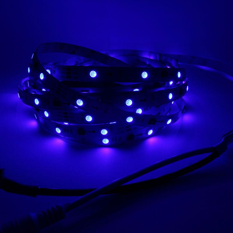 Купить WS2811 IC Музыка Активированный Магия СВЕТОДИОДНЫЕ Полосы Света Нового 5 М 150 LED 12 В DC Dreamcolor RGB Не водонепроницаемый Звук pixel газа свет