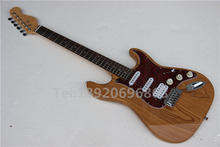 Hot seling music instrument ST series electric guitar, Elm material body,free shipping(China (Mainland))