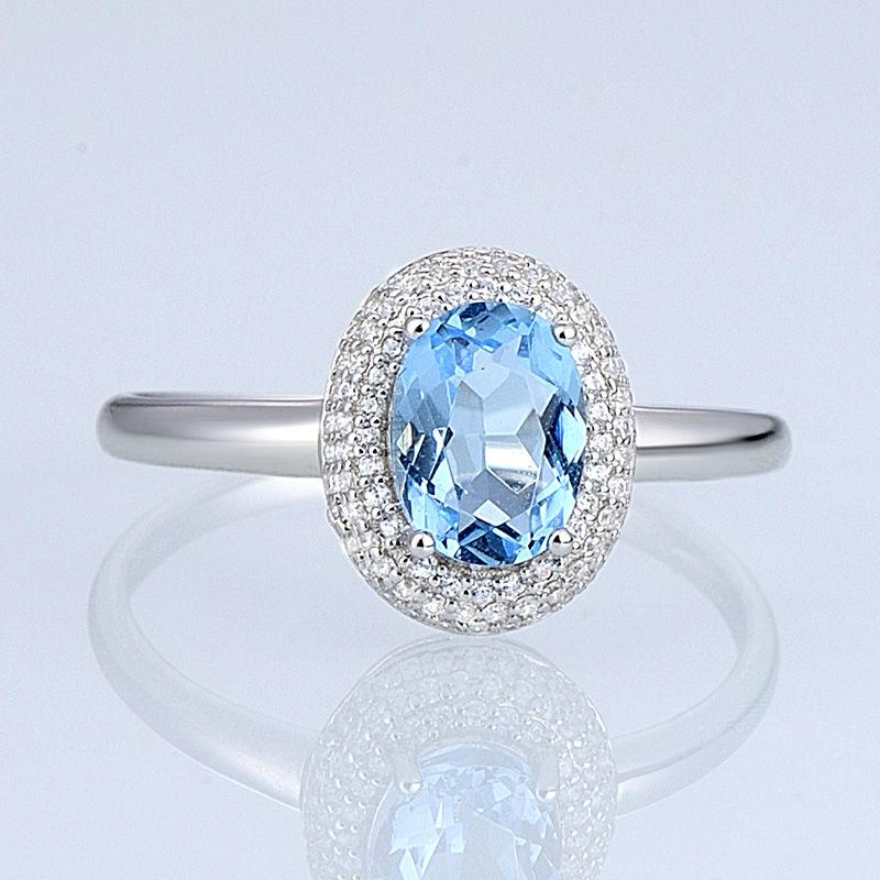 Silver Ring - R304261SBLGZ1SL925-SV8