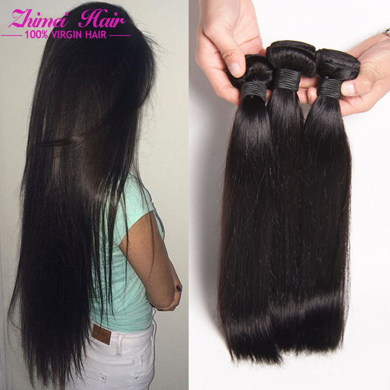 3 Bundles Of Indian Hair Straight Hair ,Cheap Kbl Hair Indian Straight Human Hair Weaving 7a Grade Indian Virgin Hair Straight