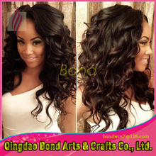 Hot Sale Grade 7A Brazilian Body Wave Remy Hair Lace Front Wigs Glueless Full Lace Wigs With Baby Hair For Black Women