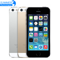 Apple iPhone 5S Original Unlocked Cell Phones iOS 8 4.0″  IPS HD Dual Core A7 GPS 8MP 16GB/32GB iPhone5S Used Mobile Phone