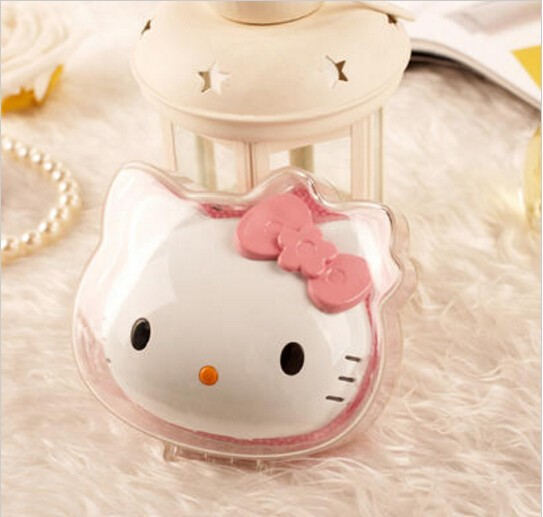 Cute Mobile Phone 12000 mAh Power Bank Hello Kitty 3D Cartoon Design Charger with Package gifts for cellphone(China (Mainland))