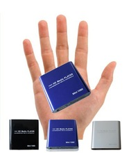 HDMI versatile multimedia mobile hard disk U disk player USB HD 1080P video player(China (Mainland))
