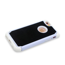 YooType anti gravity phone case for Iphone 6 6s imported polymer material mirror glass wall available white color