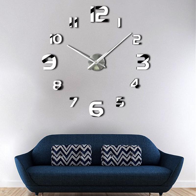 Manecillas del reloj moderno compra lotes baratos de - Mecanismo reloj pared barato ...