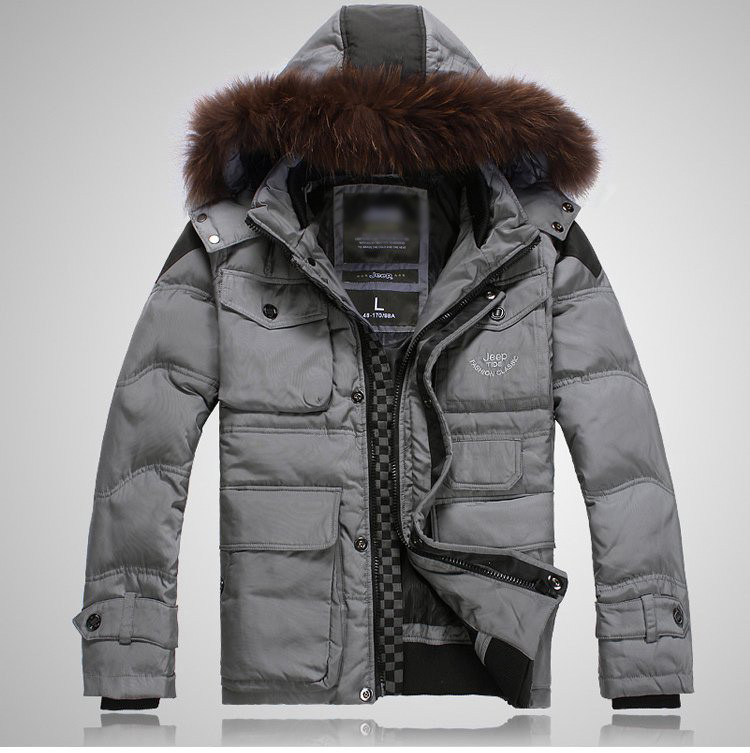 Warm Winter Jackets For Men