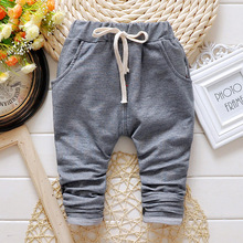 2016 New Spring baby pants three colors baby boy/girl pants