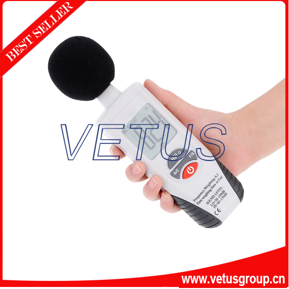 Digital Sound Level Meter with high accuracy system<br><br>Aliexpress