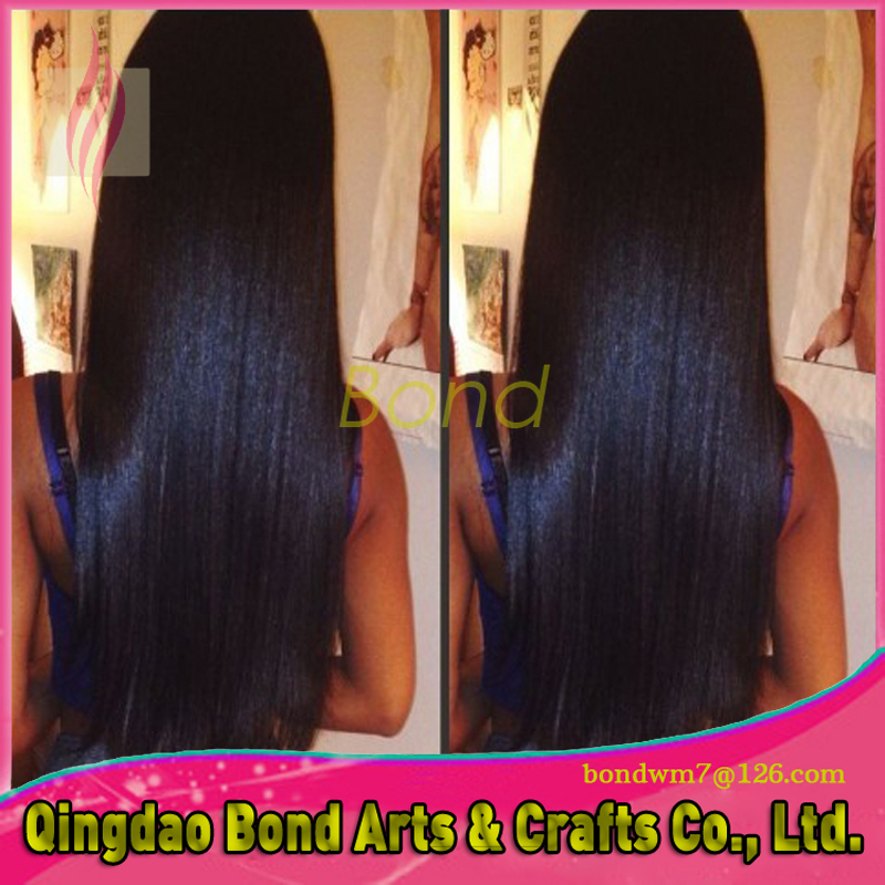 8A Unprocessed Brazilian Human Hair Full Lace Wigs Straight Virgin Hair Glueless Lace Front Wigs With Baby Hair For Black Women<br><br>Aliexpress