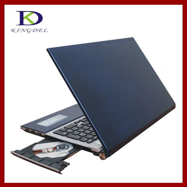 8 гб RAM + 1 T жёсткий диск 15.6 дюймов синий лэптоп с Intel Celeron 1037U 1,8 ггц двухъядерный, Dvd-rw, 1080 P hdmi, Веб-камера от Kingdel