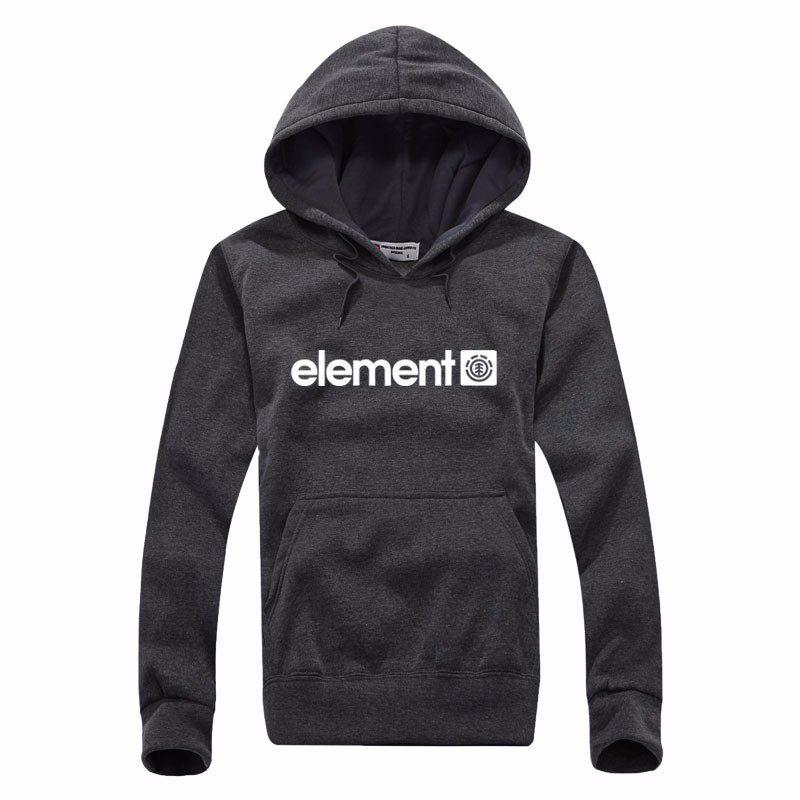 Element Printed Coat Men Spring Autumn Casual Cotton Hoodies Sweatshirts Fashion Slim Outwear Outdoor Sport Streetwear Top WY191(China (Mainland))