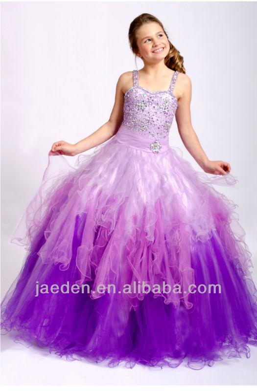 Lujoso Vestidos De Fiesta Para Las Niñas Adolescentes ...