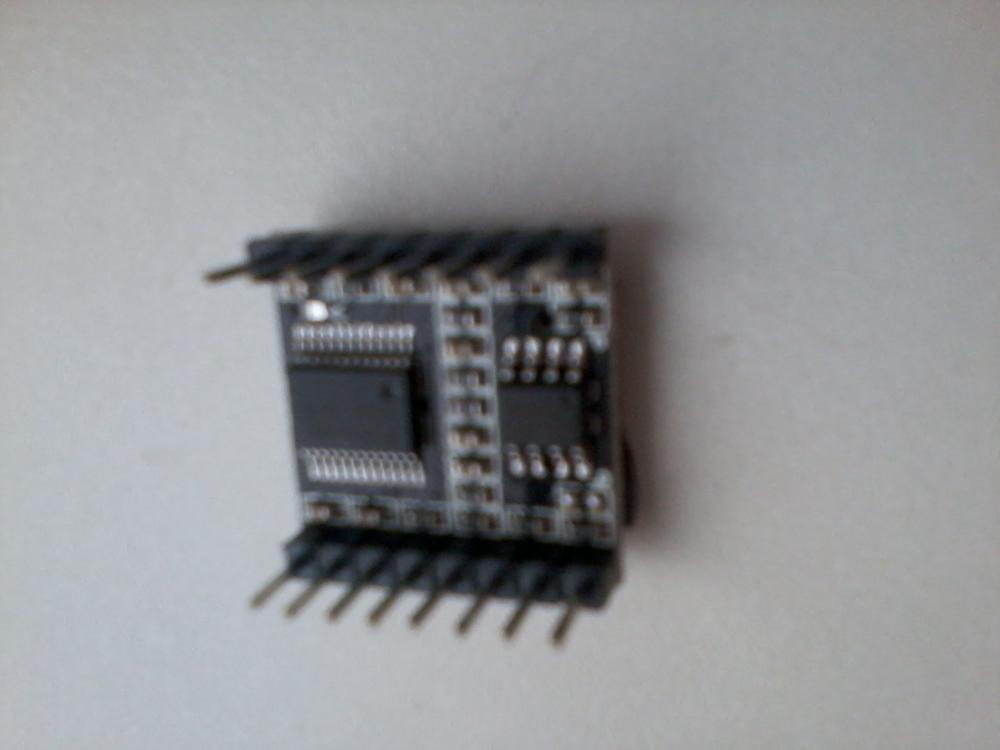 """Excellent ( відмінно ) Отримав через 19 днів у відділенні """"Нової пошти"""". Модуль в антистатичному пакеті запакований в """"Рижий Протистресовий Котверт"""",  Якість виготовлення хороша. Протестував при 5 вольтах по схемі з кнопками через послідовні резистори - все працює, треки вибираються, лінійний вихід дійсно стерео! Підсилювач модуля також працює. Керування через UART ще не перевірив - думаю працює.  Рекомендую!"""