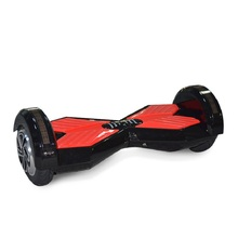 USA STOCK Two Wheels 8 Inch Smart Self Balance Electric Scooter Hoverboard with Bluetooth speaker, flash light strips