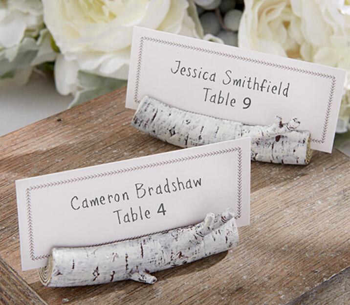Mini Tree Branches Place Card Holder Name Card Clip The Wedding Scene Props for Wedding Table Accessories 10 pcs/lot(China (Mainland))