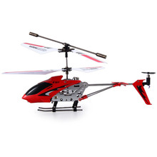 3.5CH Mini Drones Indoor Co-Axial Metal drone RC Helicopter Built in Gyroscope Remote Control Toys