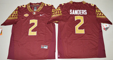 2016-2017 NEWEST FSU Jameis Winston Deondre Francois Deion Sanders E.J Manuel Dalvin Cook for mens camouflage(China (Mainland))