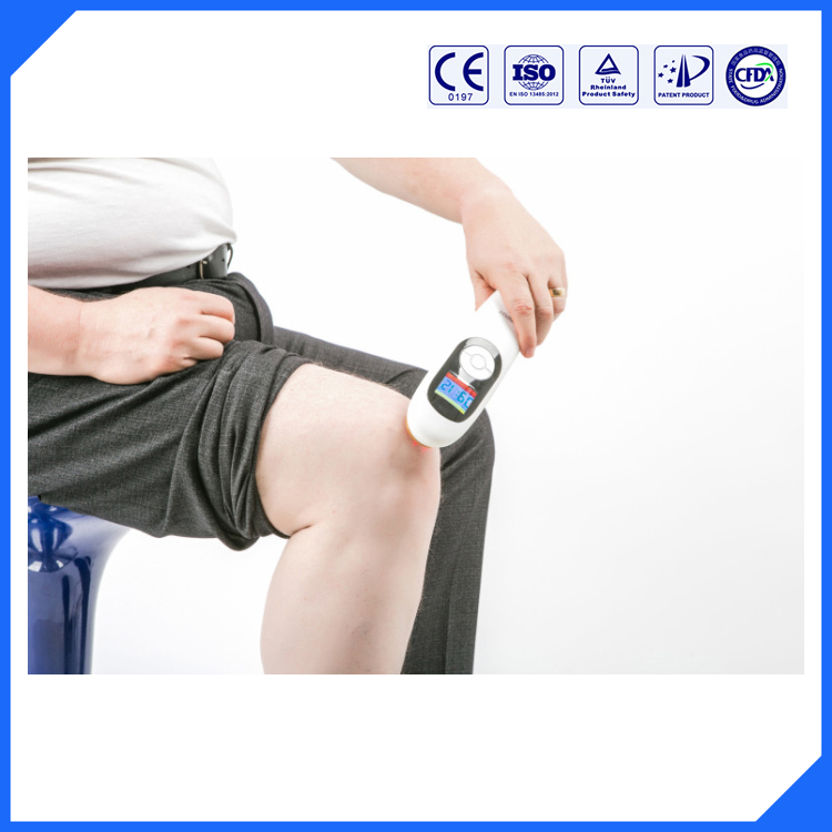alibaba express china wholesale 650nm and 808nm low level laser for back pain relief, rhinitis treatment device(China (Mainland))