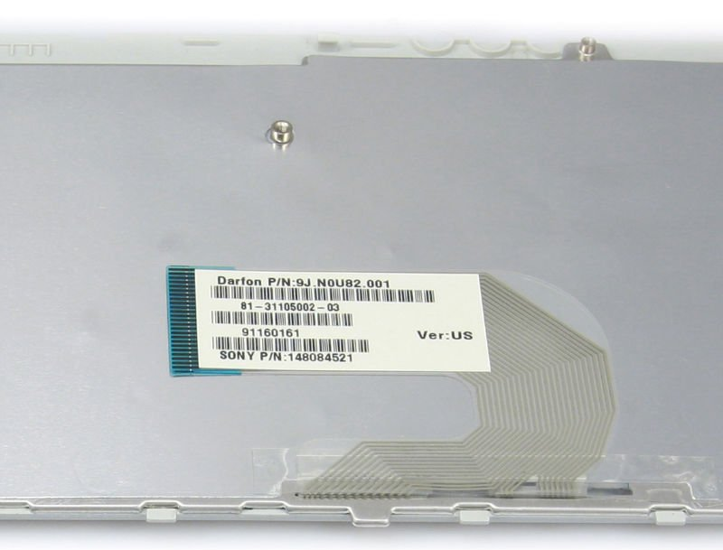 Sony Vaio VGN-FW White with frame US -3