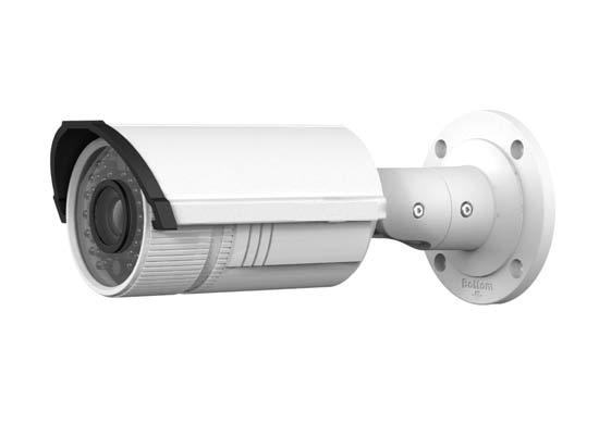 OMCCE 3MP Vari-focal IR Bullet Camera IP66 rating Audio and alarm DS-2CD2632F-I(S) security camera CCTV hik surveillance cam(China (Mainland))