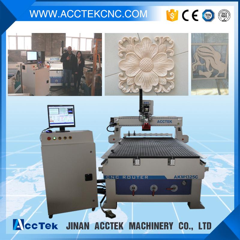 AKM1325C auto tool changer ATC wood processing machine,9KW HSD spindle motor(China (Mainland))