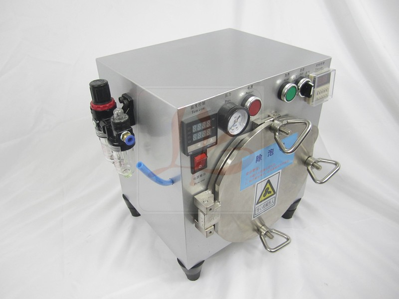 LY 967 twist-lock OCA Bubble Defoaming Machine Removes Bubble for 17 inch mobile LCD Screen Repair(China (Mainland))